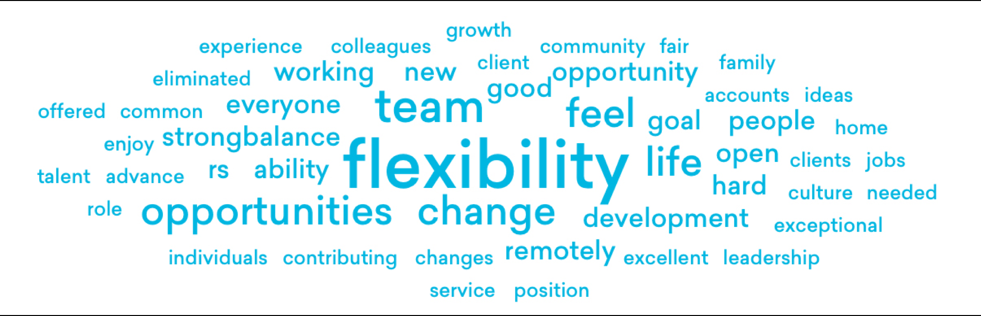 Careers Word Cloud